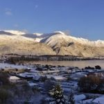 Wanaka: big snow